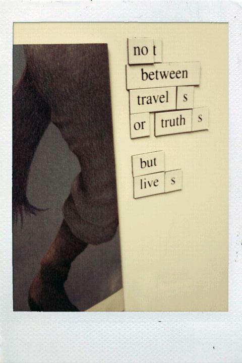 Not Between, a Fridge for Thought by Andrew Kooman