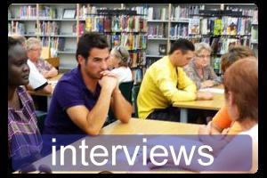 Interviews by Andrew Kooman